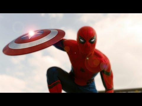 Spiderman Homecoming Wallpaper 2k17 Youtube
