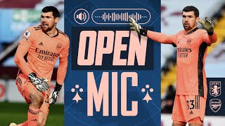 Mat Ryan makes his Arsenal debut | Open Mic | Compilation