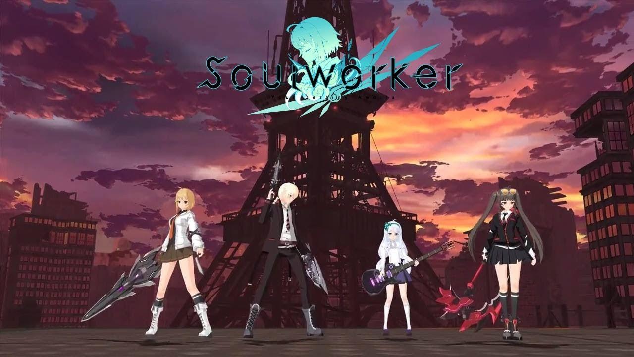 Soulworker Klassen