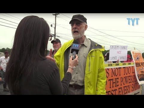 James Cromwell Speaks With TYT Before Reporting To Jail