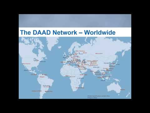 DAAD Undergraduate and Graduate Funding 2016/2017
