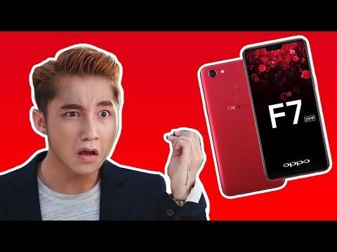 Tech News 27/3: OPPO F7 Tai Thỏ trình làng, Huawei P20 camera khủng 40MP