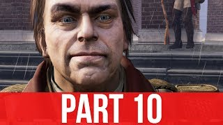 ASSASSIN'S CREED 3 REMASTERED Gameplay Part 10 - SEQUENCE 8 (100% synchronization)