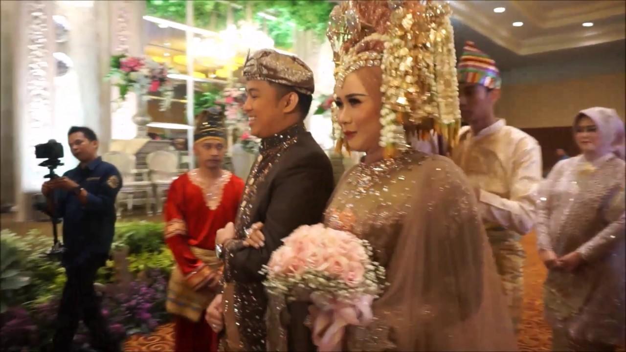 The Wedding Of Nola And Bimo Sasana Kriya Carani Youtube
