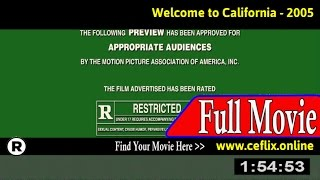 Welcome to California (2005) Full Movie Online