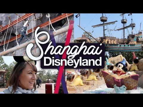 Shanghai Disneyland #5! Shanghai Disney Quirks, Canoes, Crystal and Camp Discovery!