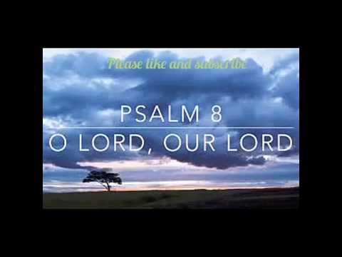 Psalm 8 in Yoruba