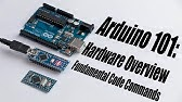 Make your own Spy Bug (Arduino Voice Recorder) - YouTube