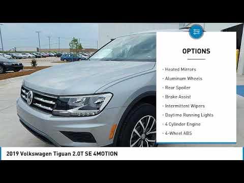 2019 Volkswagen Tiguan Edmond Ok, Oklahoma City OK, Norman OK KM175585