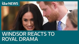 What do people in Windsor make of the Harry and Meghan drama? | ITV News