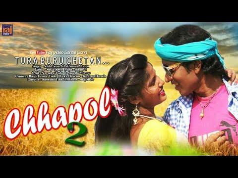 TURU BURU ! CHHAPOL SERENG SANTALI  HD VIDEO  OFFICIAL ! ALBUM CHHAPOL 2 !