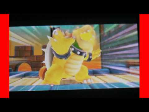 Brand New Super Mario 3d Land Trailer (from the 3ds)