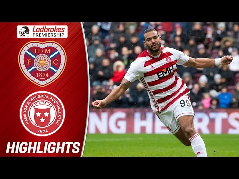 Hearts Hamilton Goals And Highlights