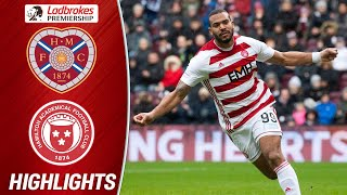 Hearts 2-2 Hamilton | Hearts Come From Behind to Salvage a Point! | Ladbrokes Premiership