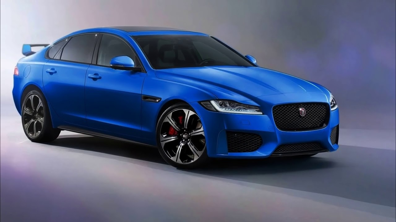 2018 jaguar xe svr