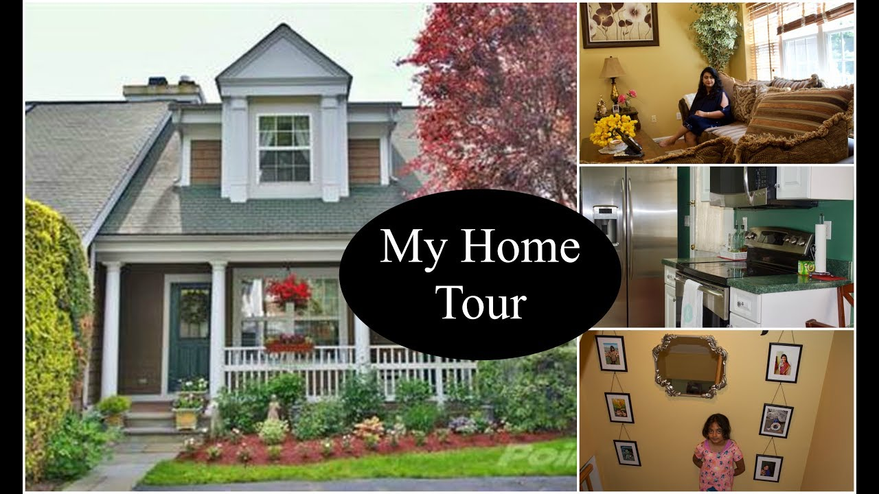Indian (NRI) Home Tour | Indian Home Decorating Ideas ...