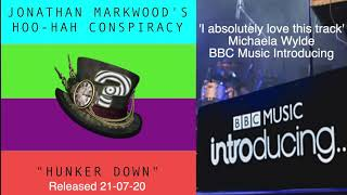 Hear new track 'Hunker Down' on BBC Music Introducing!