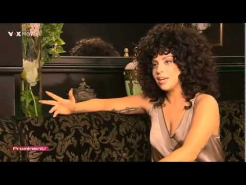 Lady gaga German Vox TV