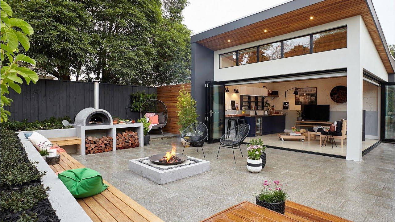 outdoor seating ideas open patio design ideas 2021