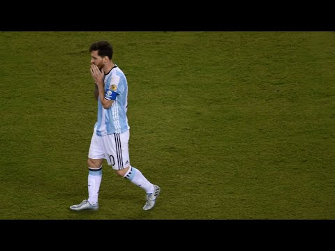Lionel Messi  - One Last Try