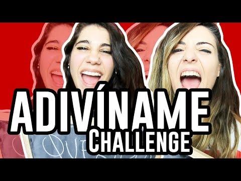 ADIVÍNAME CHALLENGE | Andrea Compton ft Herrejón