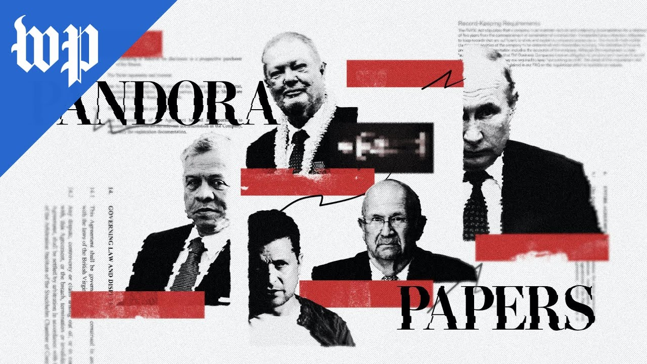 Pandora Papers reveal secret offshore financial system for global ...