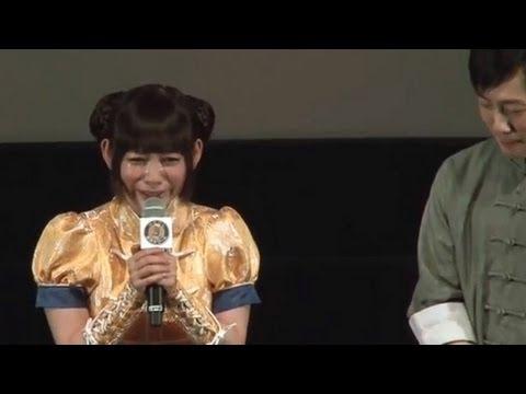 中川翔子 のどごし生 CM スチル画像。CMを再生できます。