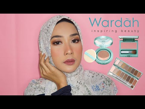 trying-out-new-wardah-flawless-cover-cushion,-eyeshadow-palette-&-blush-on-  -dian-ayu