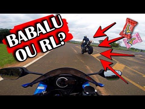 Babalu ou RL? Loucura de S1000RR