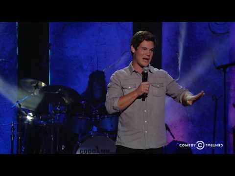 Adam Devine Pays Tribute To Blink-182 on Goddamn Comedy Jam