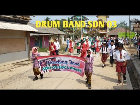 PAWAI DRUM BAND SDN 02 & SMK ESA KENCANA
