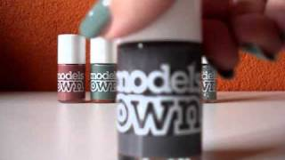 Model's Own nagellakjes Thumbnail