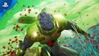 Jump Force - Kane Character Trailer | PS4