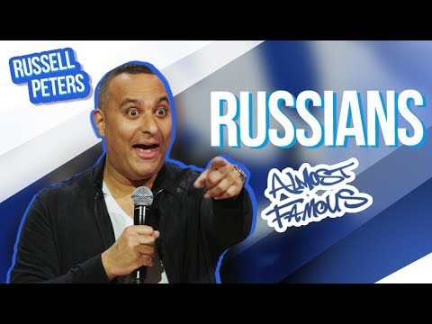 'Russians' |  Russell Peters - Almost Famous