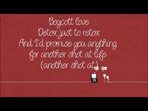 Disloyal Order Of The Water Buffaloes [Lyrics] Fall Out Boy