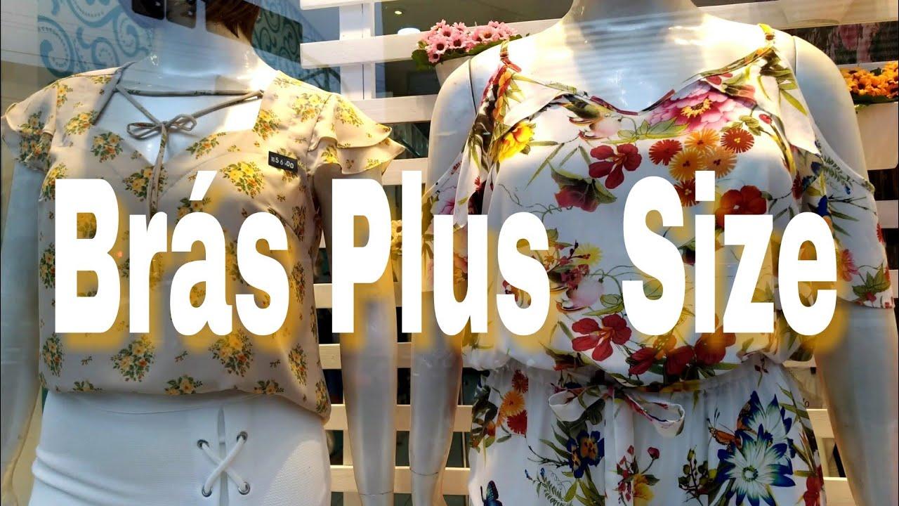 1b5c8d1db9028 Brás Moda Plus Size Atacado - YouTube