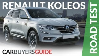 Renault Koleos 2017 review
