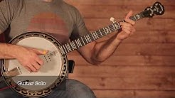 """The White Stripes """"Seven Nation Army"""" Banjo Lesson (With Tab)"""