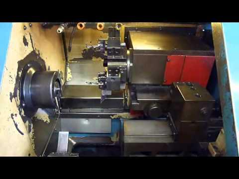 Miyano Model BNC-34 CNC Lathe