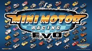 Mini Motor Racing EVO // Intermediate Races (PC Gameplay)