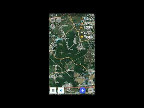 Osmand программа для навигации в лесу. Мои настройки. Поиск грибных мест с помощью спутниковых карт