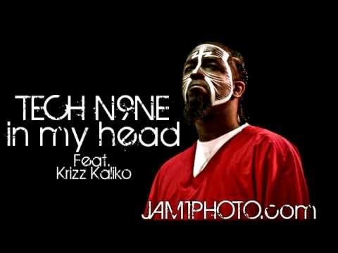 Tech N9ne ft Krizz Kaliko  - In My Head - with lyrics