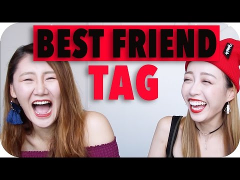BEST FRIEND TAG ft. OH EMMA [好朋友问答时间]