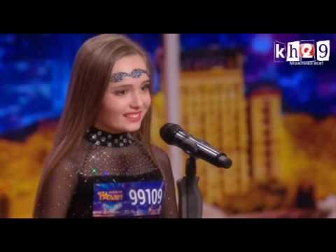 طفلة أوكرانية تبدع بالرقص الشرقي على موسيقى عربية thumbnail