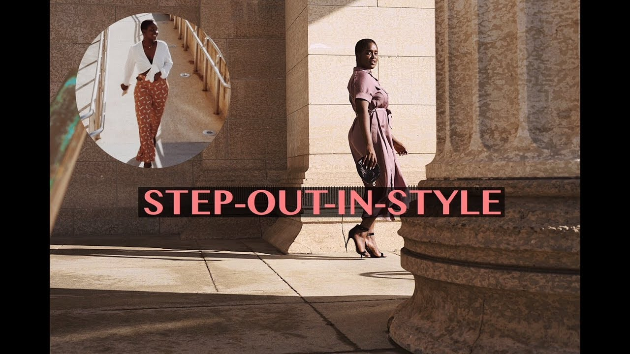 STEP OUT IN STYLE // SPRING LOOKBOOK 7