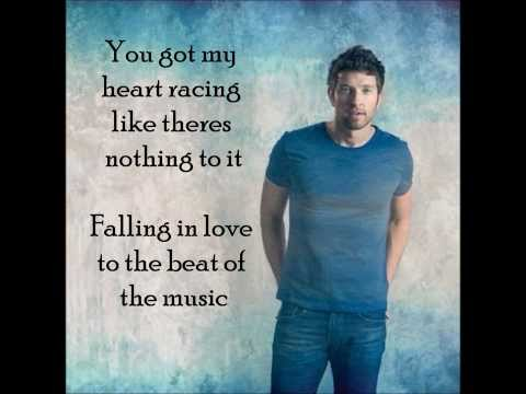 Brett Eldredge Beat of the Music lyrics!
