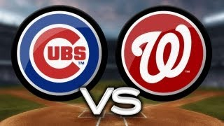5/12/13: Cubs score in ninth to complete comeback win