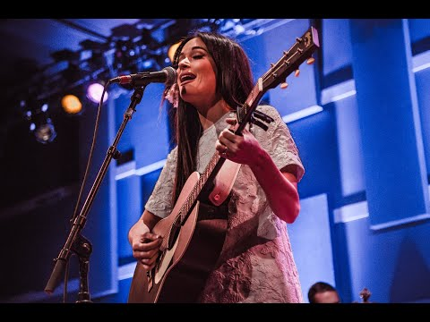 "Kacey Musgraves - ""High Horse"" (Recorded Live for World Cafe)"