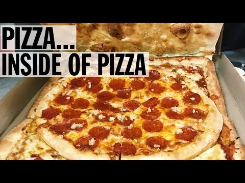 This Pizza Box is Made from Actual Pizza | Food Network