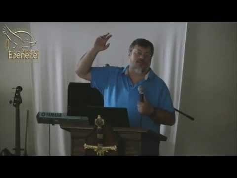 """Restauración Familiar"" Apostol Luis Ponce - Ministerios Ebenezer LA"